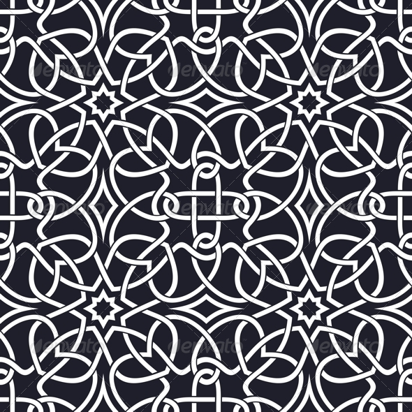 Seamless Celtic Patterns - Patterns Decorative