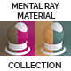 Mental Ray Procedural Tiles 1x2 Offset Color Noise