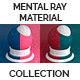 Mental Ray Procedural Tiles 1x3 Offset Color Noise