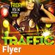 Traffic Lights Affair v01 - Flyer - GraphicRiver Item for Sale