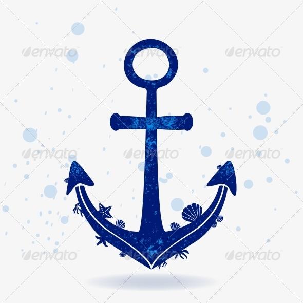 Anchor - Miscellaneous Vectors