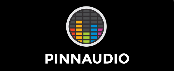 Pinnaudio audiojungle logo v2