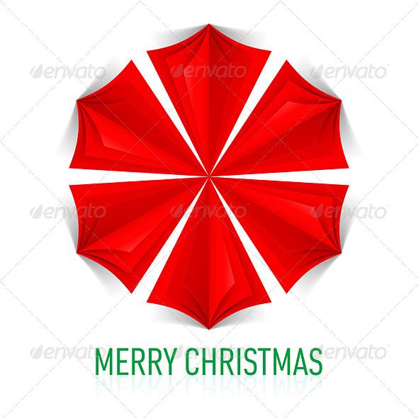 Paper Snowflake - Christmas Seasons/Holidays