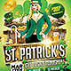 Saint Patrick's Night Flyer - GraphicRiver Item for Sale