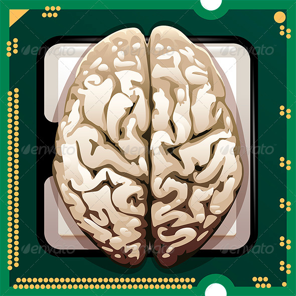 Brains Inside - Technology Conceptual