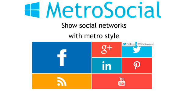Metro-Social  Prestashop Module - CodeCanyon Item for Sale