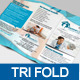 Trifold Medical Brochure - GraphicRiver Item for Sale