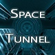 High Tech Tunnel In Space - VideoHive Item for Sale