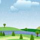 Cartoon Rain - VideoHive Item for Sale