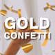 Free Download Gold Confetti Nulled