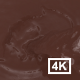 Pouring Chocolate Into Chocolate Swirl - VideoHive Item for Sale