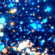 Colorful Backlit Dust Particles - VideoHive Item for Sale