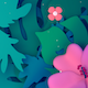 Tropical Jungle and Flowers Pack - VideoHive Item for Sale