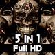 Dia De Los Muertos Vj Pack 2 - VideoHive Item for Sale