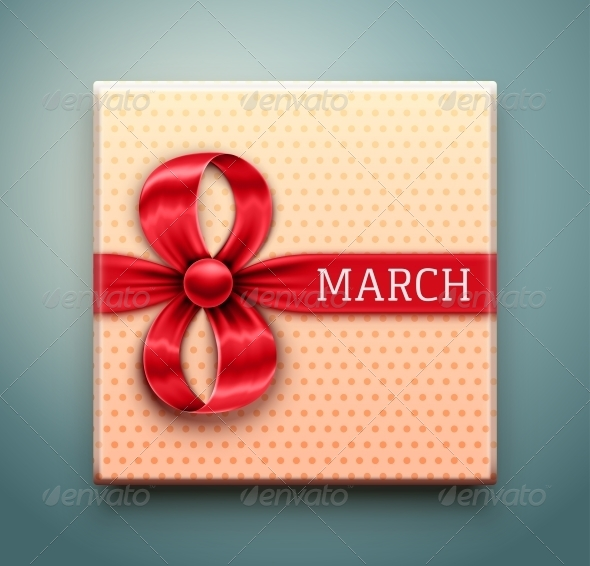 Gift for 8 March - Miscellaneous Seasons/Holidays