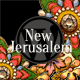 New Jerusalem - Synagogue (Schul) WordPress Theme Nulled