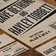 Vintage Cinema Full Wedding Stationery Set - GraphicRiver Item for Sale