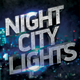 Night City Lights flyer - GraphicRiver Item for Sale
