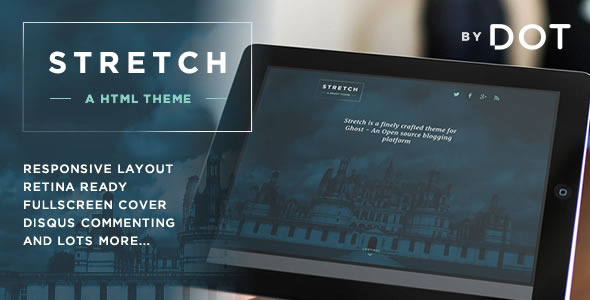 Stretch – Responsive HTML Theme by DOT