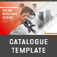 Catalogue Template - GraphicRiver Item for Sale