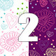 Seamless Pattern with Colorful Hearts - GraphicRiver Item for Sale