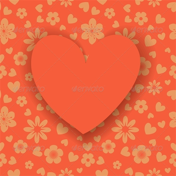 Card Template - Patterns Decorative