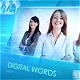 Digital Words - VideoHive Item for Sale