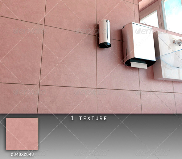 Professional Ceramic Tile Collection C055 - 3DOcean Item for Sale