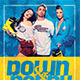 Down and Derby Skating Event Flyer Template - GraphicRiver Item for Sale