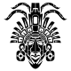 Mayan Mack Tribal Tattoo - GraphicRiver Item for Sale
