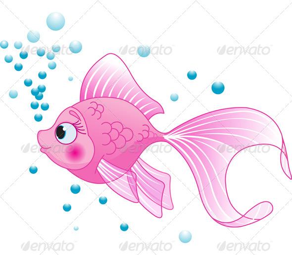 Fish - Animals Characters