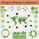 Energy Infographic Elements - GraphicRiver Item for Sale