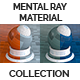 Mental Ray Procedural Tiles 1x2