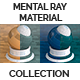 Mental Ray Procedural Tiles 1x2 Offset