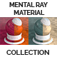 Mental Ray Procedural Tiles 1x3 Offset