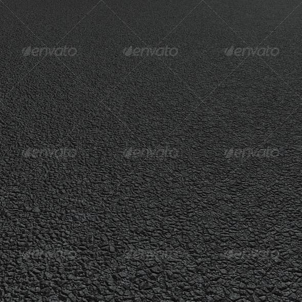 Asphalt Road Seamless Ground Texture - 3DOcean Item for Sale