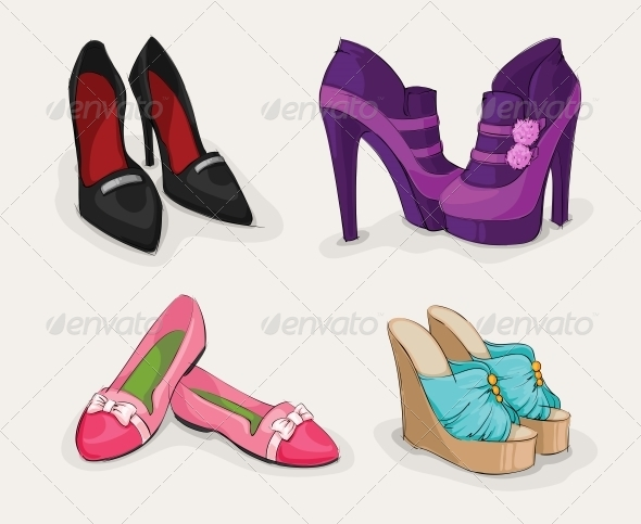 Shoes - Retail Commercial / Shopping