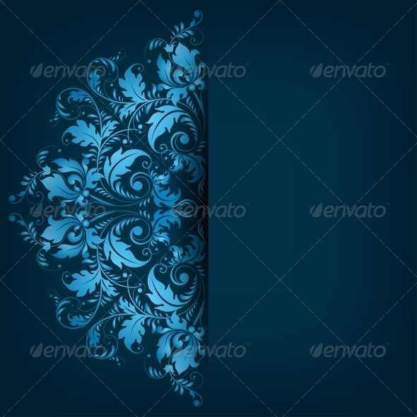 Lace Ornament Background - Patterns Decorative