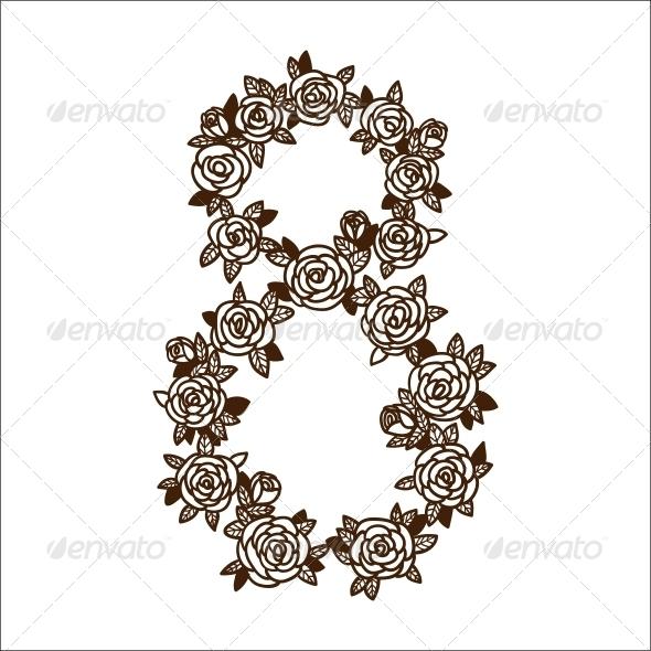 8 Flower Shape - Flowers & Plants Nature