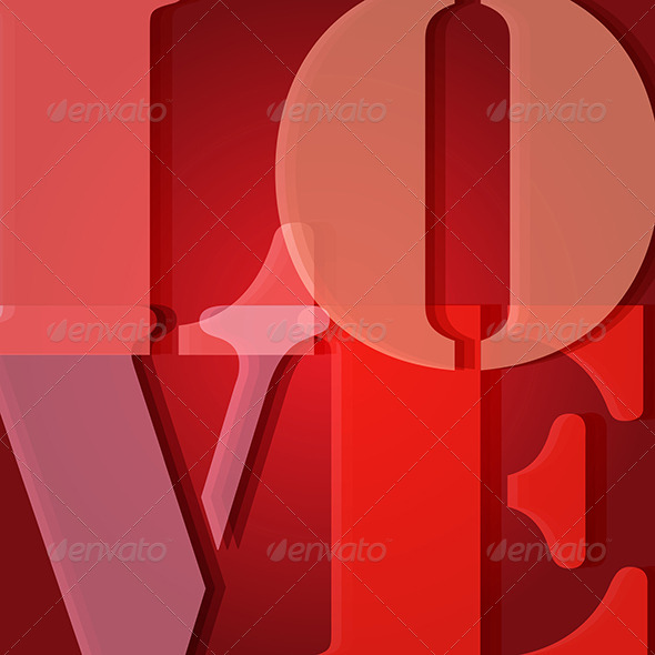 Love Background - Valentines Seasons/Holidays