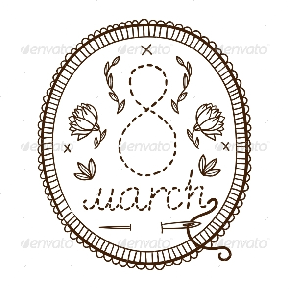 8 of March Date - Miscellaneous Seasons/Holidays