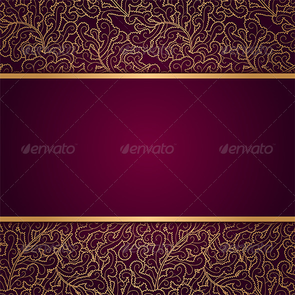 Ornament Lace Background - Backgrounds Decorative