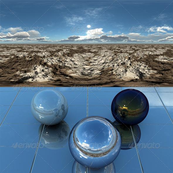 Desert 86 - 3DOcean Item for Sale