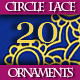 Set of 20 Circle Ornament Backgrounds - GraphicRiver Item for Sale