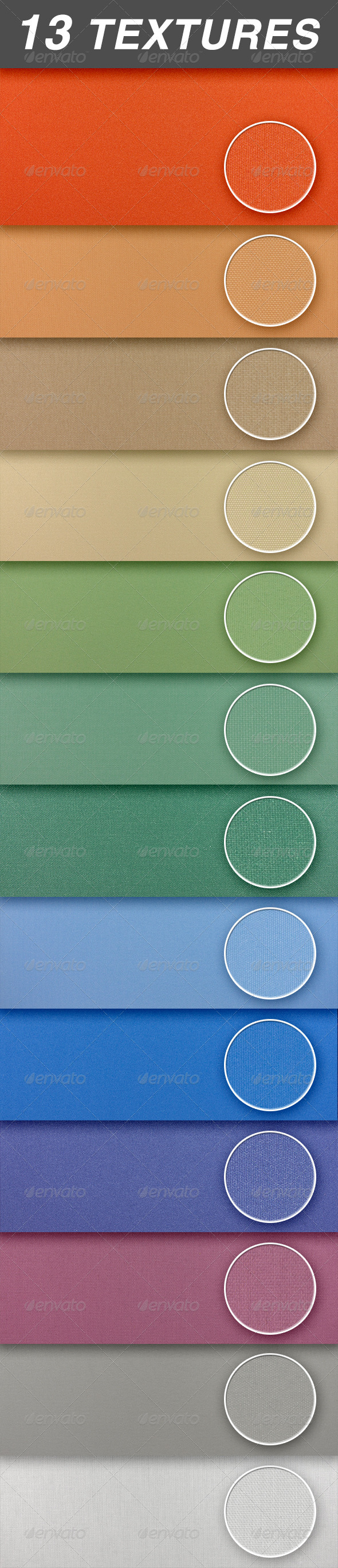 Plain Fabric - Fabric Textures