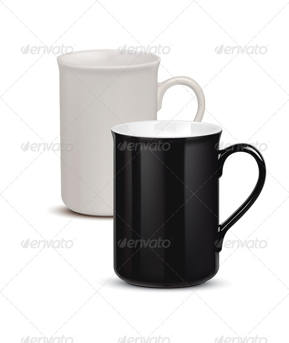 Cups - Man-made Objects Objects