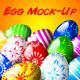 Easter Egg Mock-Up - GraphicRiver Item for Sale