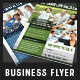 Multipurpose Business Flyer 06 - GraphicRiver Item for Sale