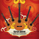 Gipsy Guitare Music Concert - GraphicRiver Item for Sale