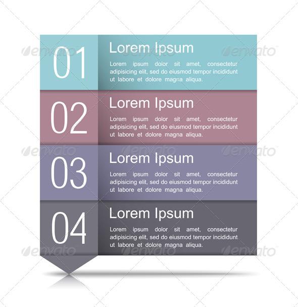 Infographics Design Template - Miscellaneous Vectors